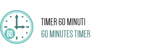 60 minutes timer