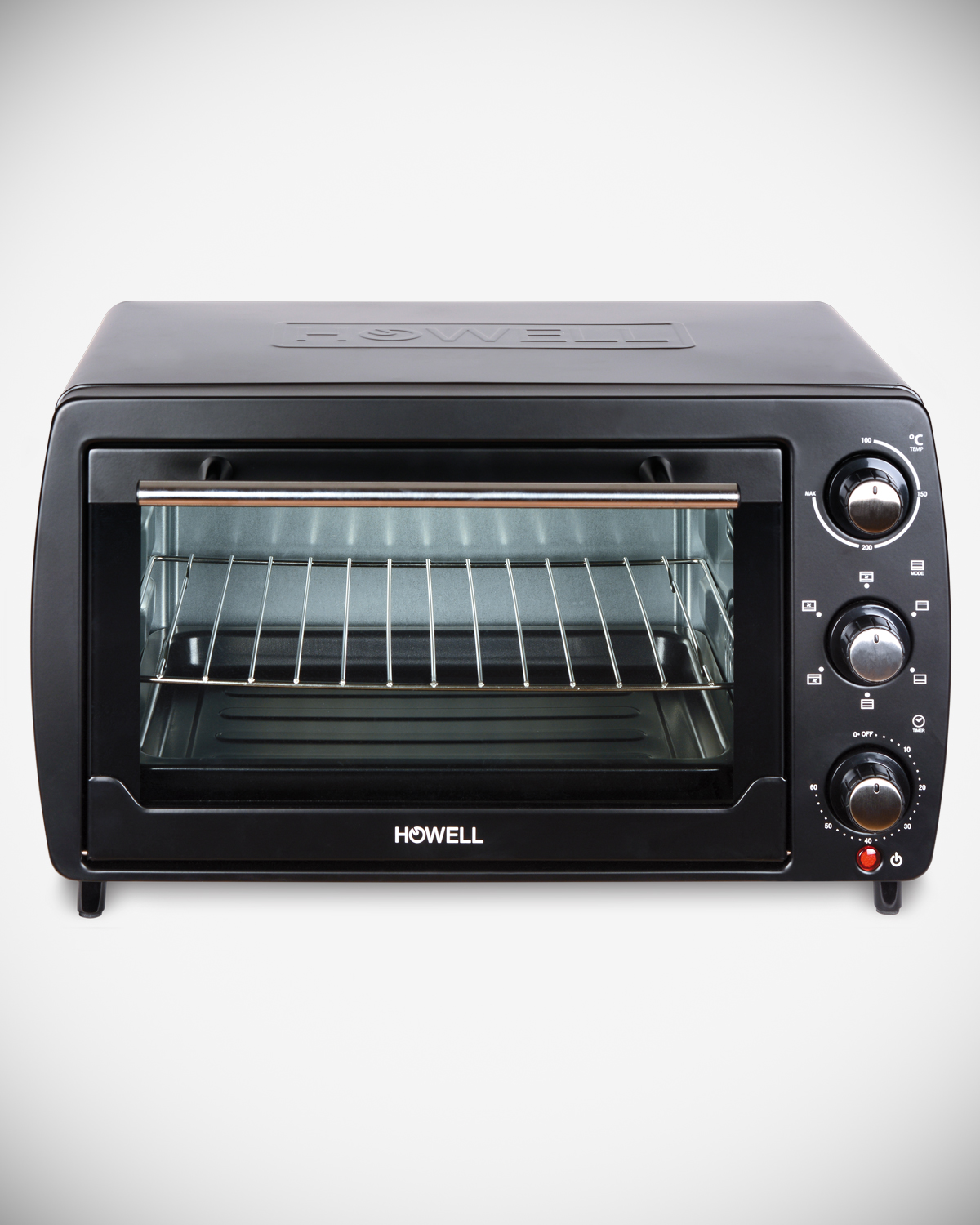 24 liters electric oven with convection HO.FE2416V