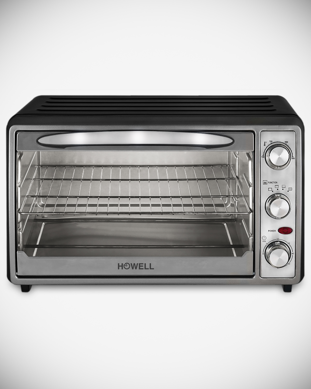 38 liters electric oven with convection HO.FE3804L