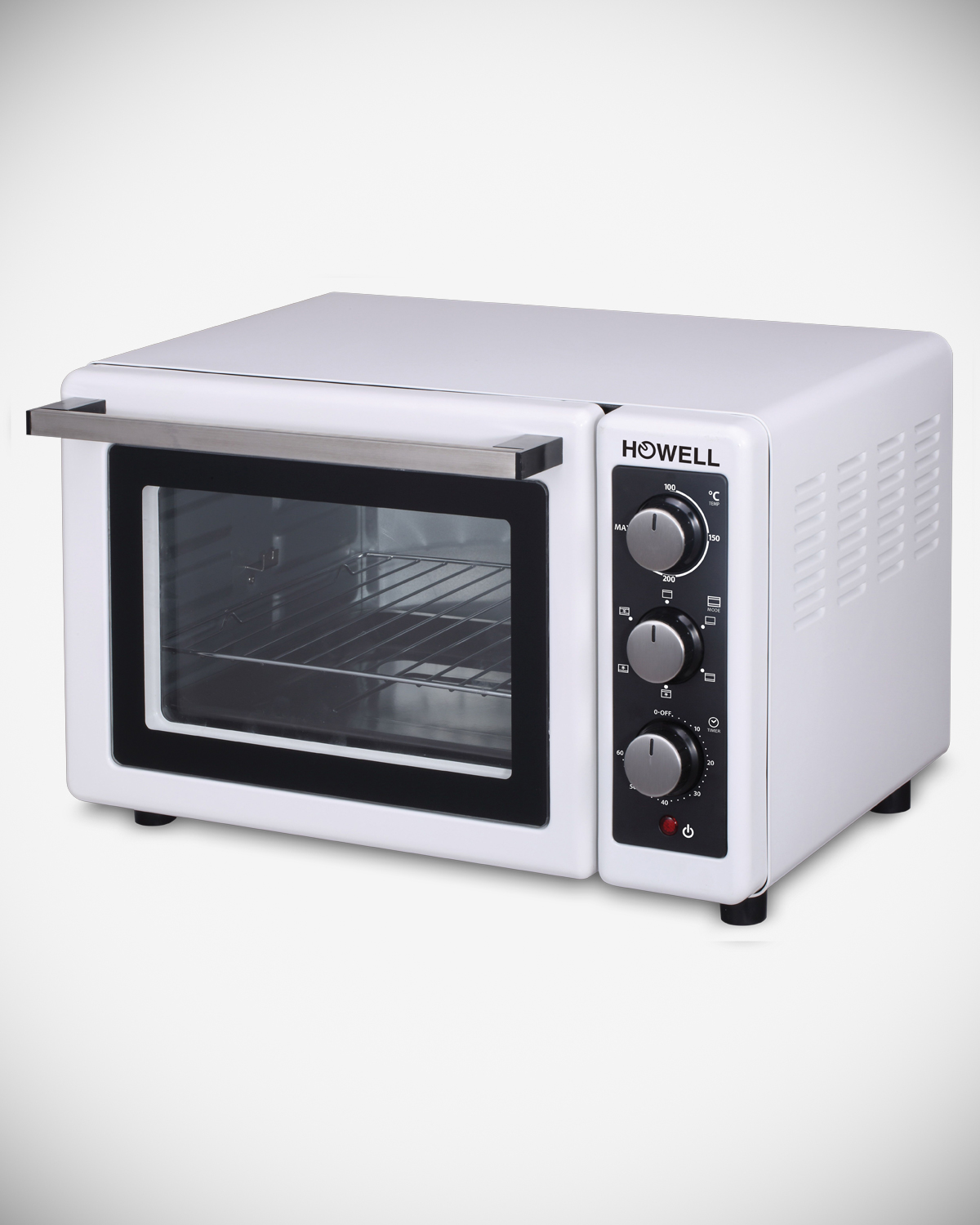 38 liters electric oven with convection HO.FE3834L