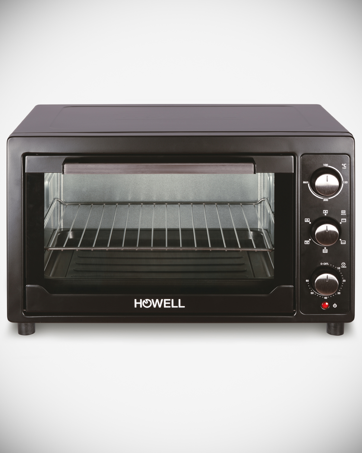 45 liters electric oven with convection HO.FE4512L