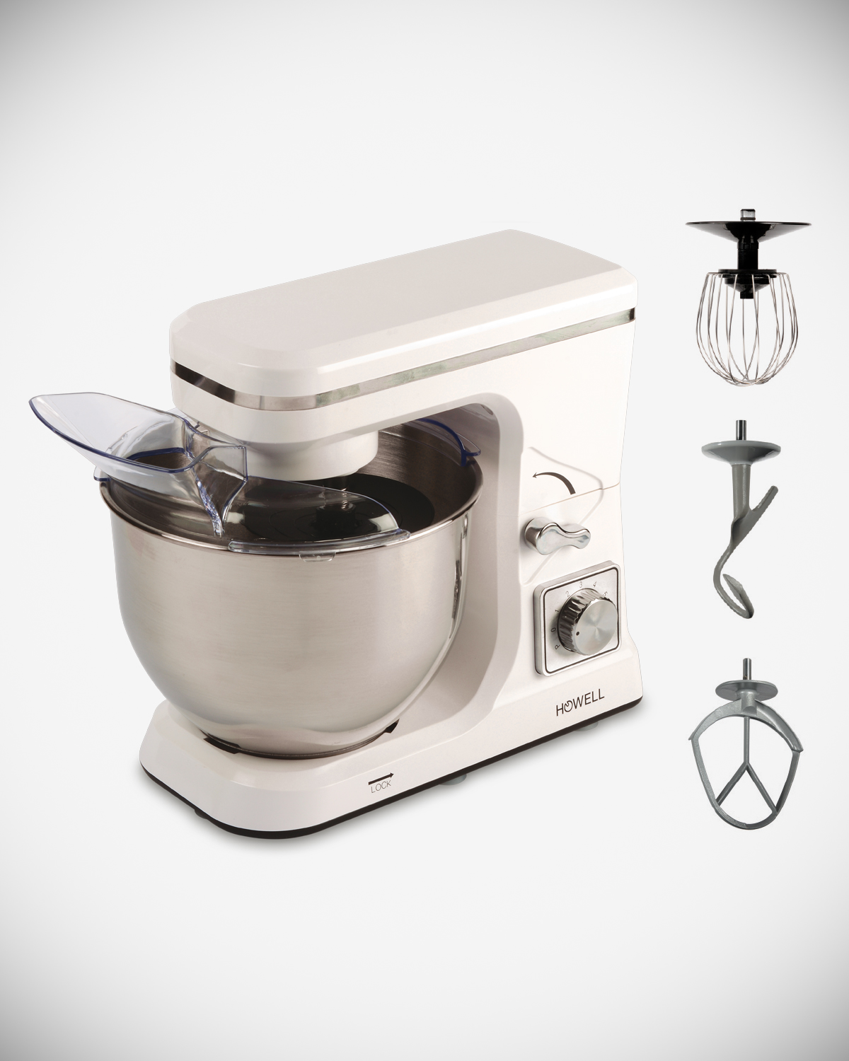 Professional planetary stand mixer HO.IMP500