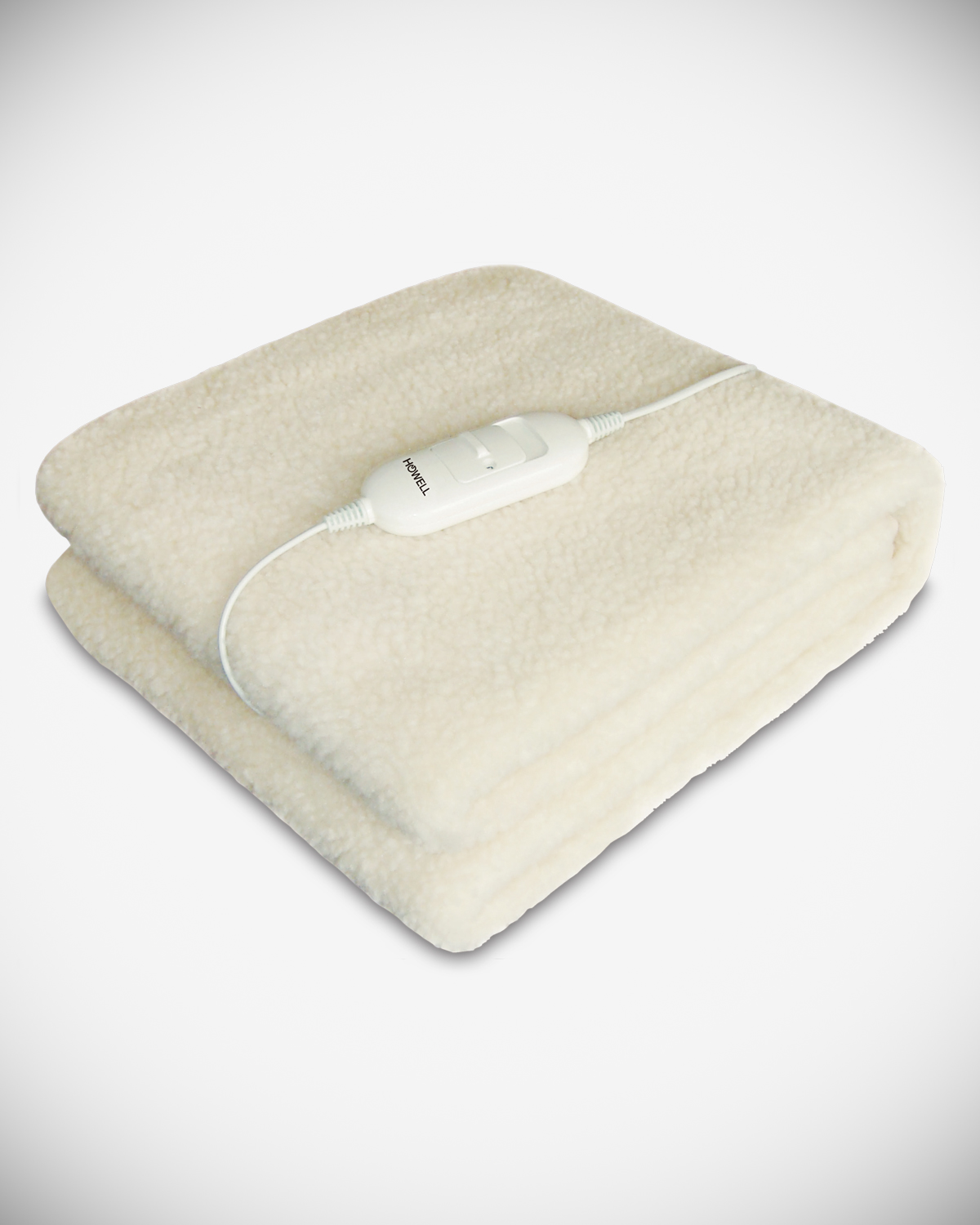 Half-size synthetic wool electric blanket HO.RSS1LS